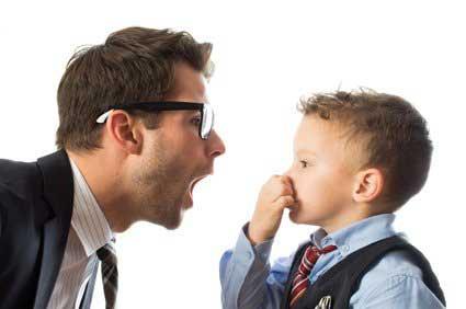Behandlung von Mundgeruch